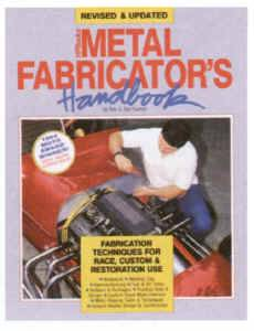 HP Books - Metal Fabricators Handbook - By Ron Fournier - HP709