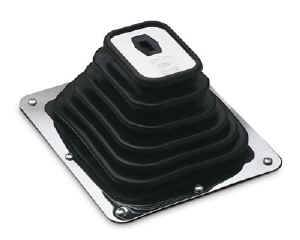 Hurst Shifters - Hurst Boot & Plate