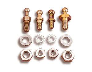 Holley Performance Products - Holley Throttle Ball Assortment