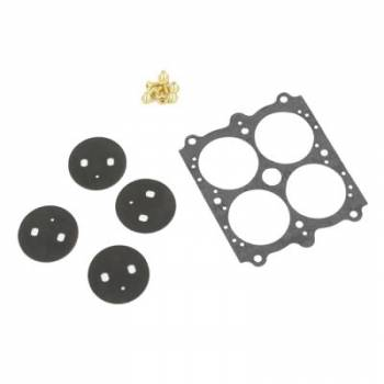 "Holley Performance Products - Holley Throttle Plate Kit - 1-7/16"" Plate Diameter - .152"" Hole Size"