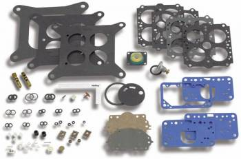 Holley Performance Products - Holley Carburetor Rebuild Kit - Carburetor Rebuild Kit for PN# [643006/643008/643010/643011] and Numerous Other Holley 4150 Model 4 BBL. Applications.