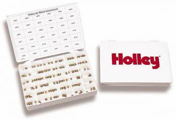 Holley Performance Products - Holley Air Bleed Assortment - 4500 Dominator HP & 4150 HP Carburetors