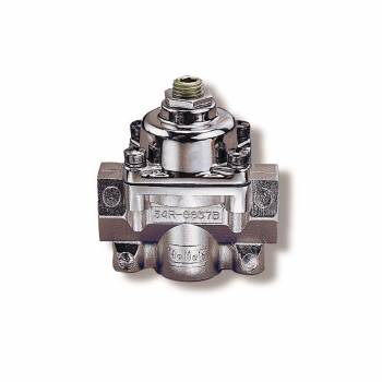 Holley Performance Products - Holley Hi-Pressure Fuel Pressure Regulator