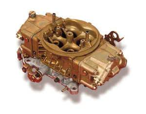 Holley Performance Products - Holley Competition Carburetor - 750 CFM Four Barrel - Model 4150