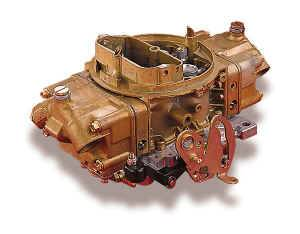 Holley Performance Products - Holley Competition Carburetor - 830 CFM Four Barrel - Model 4150