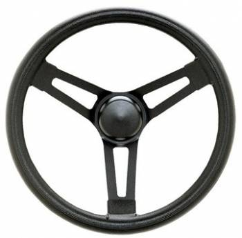 "Grant Steering Wheels - Grant Performance Series 15"" Steel Steering Wheel - Smooth Grip - 3-1/8"" Dish"