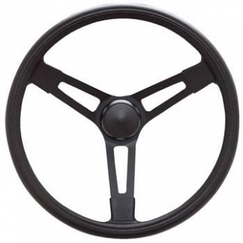 """Grant Steering Wheels - Grant Performance Series 16"""" Steel Steering Wheel - Smooth Grip - 3-1/8"""" Dish"""