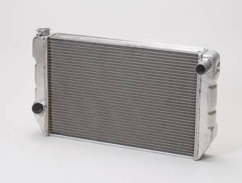 "Griffin Thermal Products - Griffin Pro Series Aluminum Radiator - 16""x 27.5"" x 3"" - Ford"