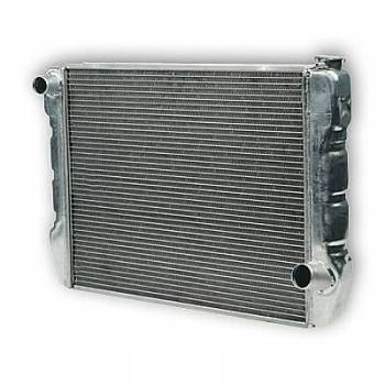 "Griffin Thermal Products - Griffin HP Series Aluminum Radiator - 26"" x 19"" x 3"" - Chevy"