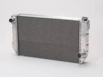"Griffin Thermal Products - Griffin HP Series Aluminum Radiator - 27.5"" x 16"" x 3"" - Chevy"