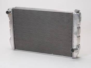 "Griffin Thermal Products - Griffin HP Series Aluminum Radiator - 31"" x 19"" x 3"" - Chevy"