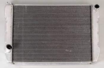 "Griffin Thermal Products - Griffin HP Series Aluminum Radiator - 27.5"" x 19"" x 3"" - Ford"