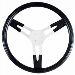 """Grant Products - Grant Performance Series 15"""" Aluminum Steering Wheel - Finger Grips - 1-1/2"""" Dish"""