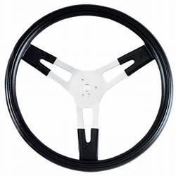 "Grant Steering Wheels - Grant Performance Series 15"" Aluminum Steering Wheel - Finger Grips - 1-1/2"" Dish"
