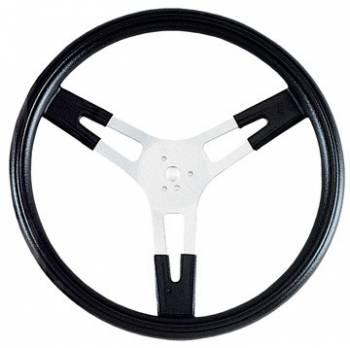 "Grant Steering Wheels - Grant Performance Series 17"" Aluminum Steering Wheel - Finger Grips - 3-1/8"" Dish"