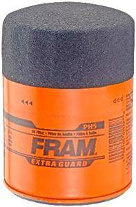 Fram Filters - Fram Double Guard Oil Filter - SB Chevy (Long)