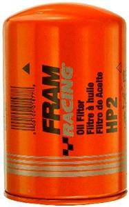Fram Filters - Fram HP2 High Performance Oil Filter - Fits AMC - Olds - Pontiac