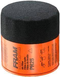 Fram Filters - Fram PH25 Oil Filter - Buick - Olds - Pontiac V-8