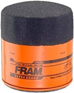 Fram Filters - Fram PH30 Oil Filter - SB Chevy - Short