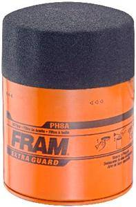 Fram Filters - Fram PH8A Oil Filter - Ford