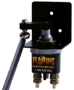 """Flaming River - Flaming River 18"""" Long Lever Kit (For The Big Switch #FLAFR1003)"""