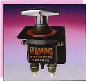 Flaming River - Flaming River Magneto, Battery Kill Switch