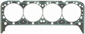 "Fel-Pro Performance Gaskets - Fel-Pro Head Gasket - SB Chevy - 4.166"" Bore, .041"" Thickness - Cast Iron, Aluminum Heads - Pre-Flattened Steel Wire Combustion Seal"