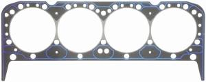 "Fel-Pro Performance Gaskets - Fel-Pro Head Gasket - SB Chevy - 4.200"" Bore, .041"" Thickness - Cast Iron, Aluminum Heads - Pre-Flattened Steel Wire Combustion Seal"
