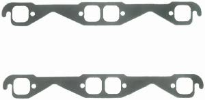 "Fel-Pro Performance Gaskets - Fel-Pro Exhaust Gaskets - SB Chevy - Stock, Square - 1.38"" x 1.38"""