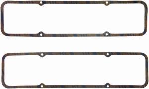 Fel-Pro Performance Gaskets - Fel-Pro Valve Cover Gasket - SB Chevy - Cork-Lam w/ Steel Core