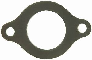 "Fel-Pro Performance Gaskets - Fel-Pro Water Outlet (Thermostat) Gasket - SB Chevy - 3/32"" w/ Steel Core"
