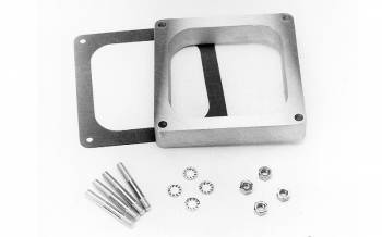 "Edelbrock - Edelbrock Carburetor Spacer - Open 1"" Spacer for Holley 4500 Series"