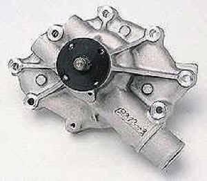 """Edelbrock - Edelbrock Victor Aluminum Water Pump - 5.0L Ford - 5/8"""" Pilot Shaft"""
