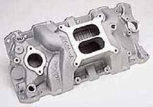 Edelbrock - Edelbrock Performer RPM Intake Manifold - (1500-6500 RPM) - SB Chevrolet