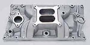 Edelbrock - Edelbrock Performer RPM Vortec Intake Manifold - SB Chevy - Gen 1-Plus (1500-6500 RPM)