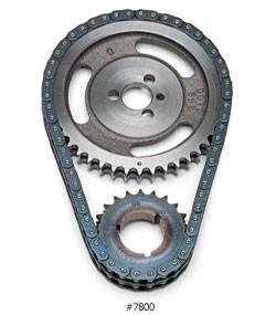Edelbrock - Edelbrock True Roller Timing Set - Ford V8 221 - 260 - 289 - 302 - 351-W 1962-65; 1973-94