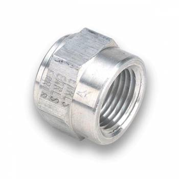 """Earl's Performance Products - Earl's Aluminum Female Weld Fitting - 1/4"""" NPT"""