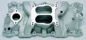 Edelbrock - Edelbrock Performer Intake Manifold - Up to 1986 SB Chevy (Idle-5500 RPM)