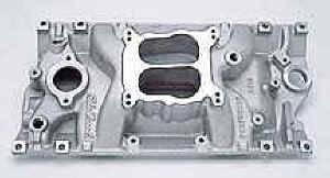 Edelbrock - Edelbrock Performer Vortec Intake Manifold - (Idle-5500 RPM) - SB Chevrolet