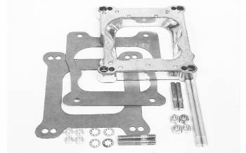 "Edelbrock - Edelbrock Carburetor Adapter - 4-BBL. Quadrajet Adapter (.750"")"
