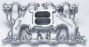 Edelbrock - Edelbrock Performer 351-2V Intake Manifold - Performer 351-2V (Non-EGR)