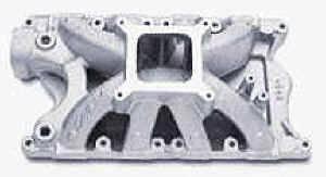 """Edelbrock - Edelbrock Super Victor Intake Manifold - Ford 351-W (9.5"""" Deck)"""