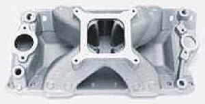 Edelbrock - Edelbrock Super Victor Intake Manifold - SB Chevy w/ 23° Heads