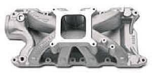 """Edelbrock - Edelbrock Super Victor Intake Manifold - SB Ford - 8.2"""" Deck"""
