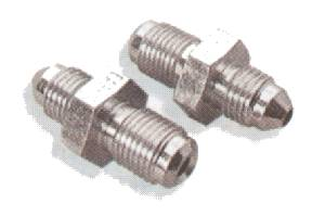 Earl's Performance Products - Earl's Steel Brake Adapter -03 AN to 7/16-24 Inverted Flare - (2 Pack)