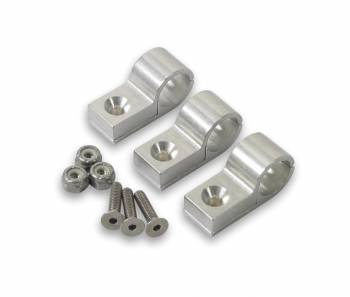 "Earl's Performance Products - Earl's Billet Aluminum Line Clamps - 9/16"" - (3 Pack)"