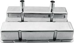 Allstar Performance - Allstar Performance Cast Aluminum Tall Valve Covers