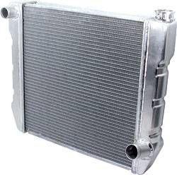 "Allstar Performance - Allstar Performance Aluminum Radiator - Chevy - 19"" x 31"""