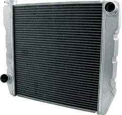 "Allstar Performance - Allstar Performance Aluminum Radiator - Ford - 19"" x 28"""