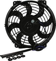 "Allstar Performance - Allstar Performance Reversible Electric Fan  - 13"" Curved Blade - 1450 CFM"
